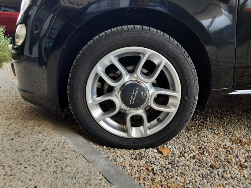 Photo 44 de l'offre de FIAT 500 1.3 Multijet 75 ch DPF Pop à 4900€ chez Centrale Auto Marché Mussidan