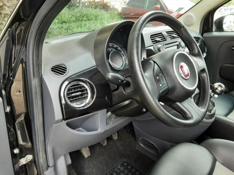 Photo 43 de l'offre de FIAT 500 1.3 Multijet 75 ch DPF Pop à 4900€ chez Centrale Auto Marché Mussidan