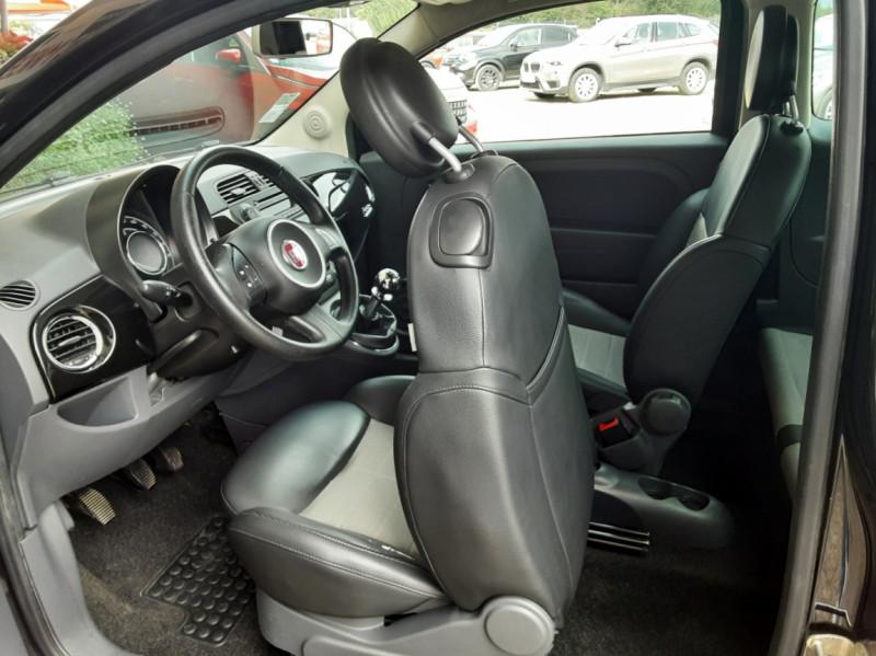 Photo 18 de l'offre de FIAT 500 1.3 Multijet 75 ch DPF Pop à 4900€ chez Centrale Auto Marché Mussidan