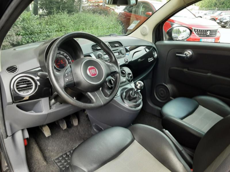 Photo 16 de l'offre de FIAT 500 1.3 Multijet 75 ch DPF Pop à 4900€ chez Centrale Auto Marché Mussidan