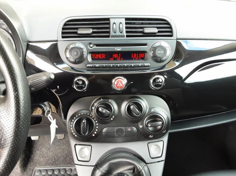 Photo 32 de l'offre de FIAT 500 1.3 Multijet 75 ch DPF Pop à 4900€ chez Centrale Auto Marché Mussidan