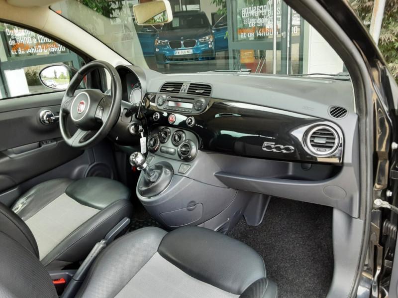 Photo 23 de l'offre de FIAT 500 1.3 Multijet 75 ch DPF Pop à 4900€ chez Centrale Auto Marché Mussidan