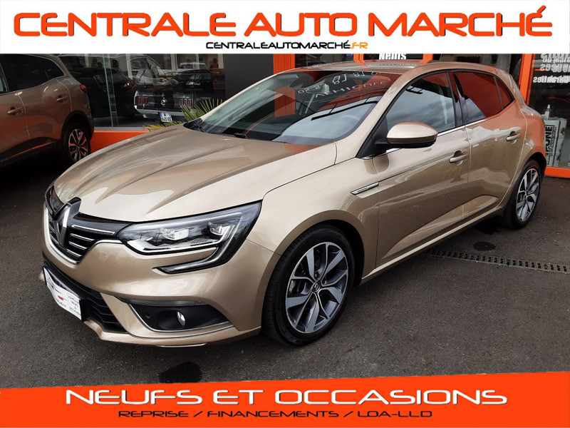 Renault MEGANE IV dCi 130 Energy Intens GAZOLE  Occasion à vendre