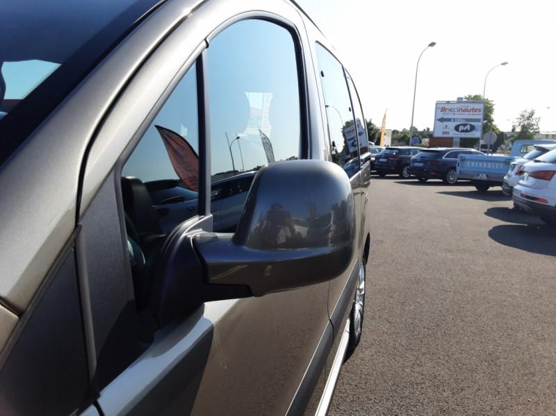 Photo 6 de l'offre de PEUGEOT PARTNER Tepee 1.6 BlueHDi 100ch SetS BVM5 Outdoor à 14990€ chez Centrale Auto Marché Mussidan