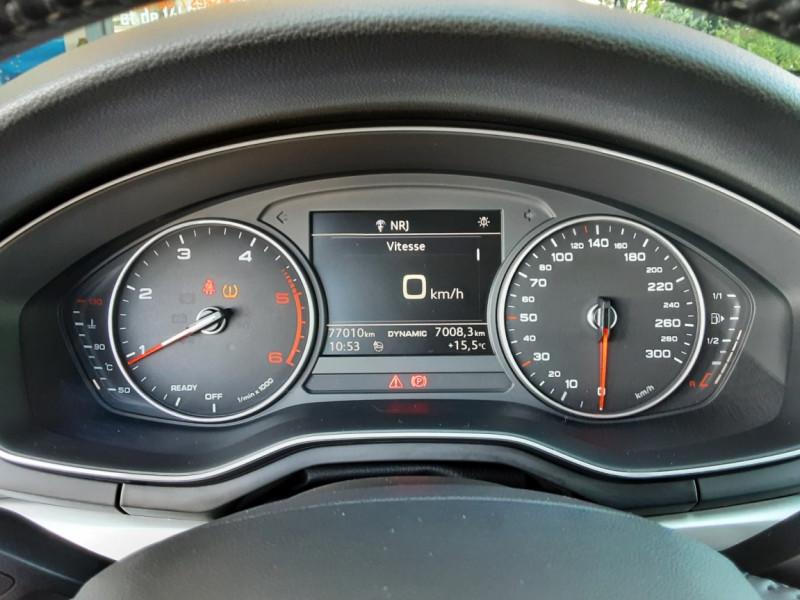 Photo 36 de l'offre de AUDI A4 Avant 2.0 TDI 150 Business Line à 20990€ chez Centrale Auto Marché Mussidan