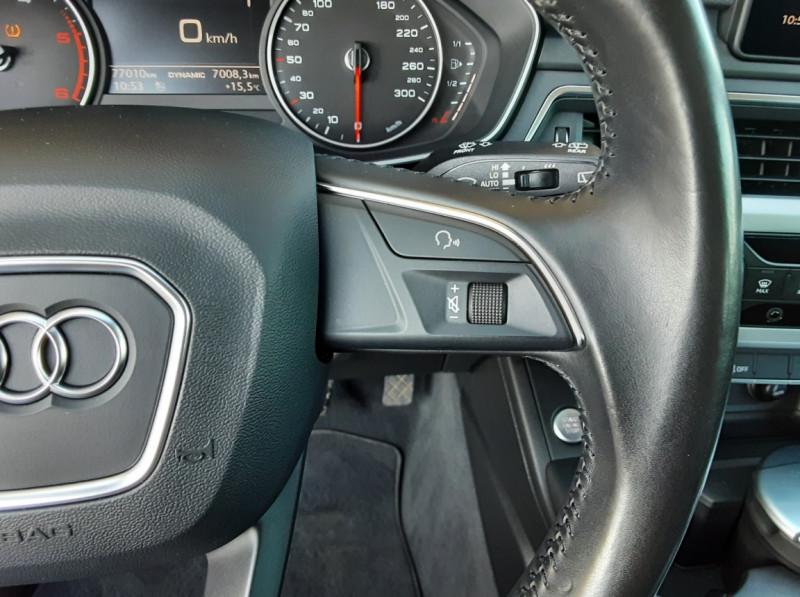 Photo 28 de l'offre de AUDI A4 Avant 2.0 TDI 150 Business Line à 20990€ chez Centrale Auto Marché Mussidan