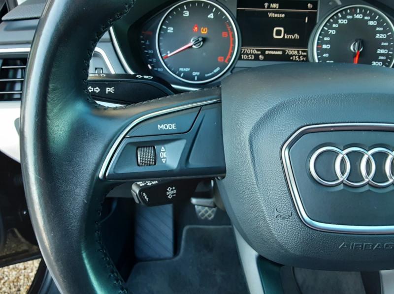 Photo 23 de l'offre de AUDI A4 Avant 2.0 TDI 150 Business Line à 20990€ chez Centrale Auto Marché Mussidan