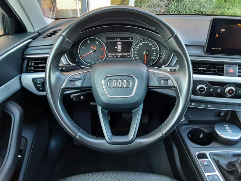 Photo 27 de l'offre de AUDI A4 Avant 2.0 TDI 150 Business Line à 20990€ chez Centrale Auto Marché Mussidan