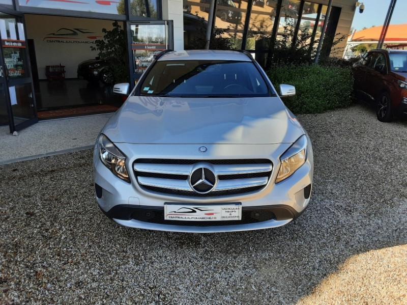 Photo 7 de l'offre de MERCEDES-BENZ CLASSE GLA 200 d Inspiration 7-G DCT A à 21800€ chez Centrale Auto Marché Mussidan