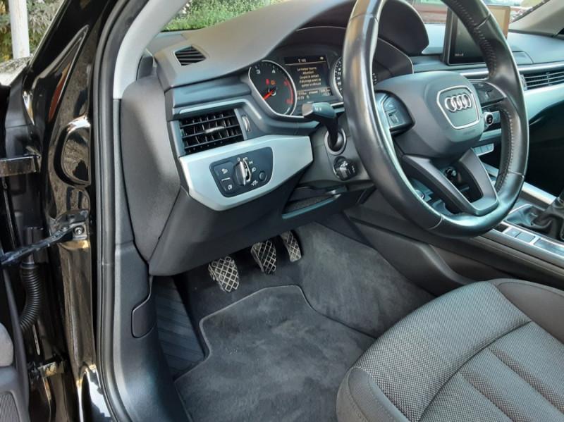 Photo 18 de l'offre de AUDI A4 Avant 2.0 TDI 150 Business Line à 20990€ chez Centrale Auto Marché Mussidan