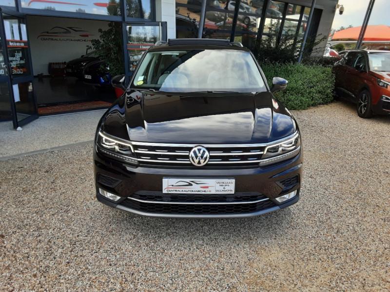 Photo 6 de l'offre de VOLKSWAGEN TIGUAN 2.0 TDI 150 BMT DSG7 4Motion Exclusive à 29900€ chez Centrale Auto Marché Mussidan