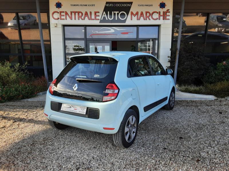 Photo 16 de l'offre de RENAULT TWINGO III 1.0 SCe 70 E6C Zen à 9490€ chez Centrale Auto Marché Mussidan