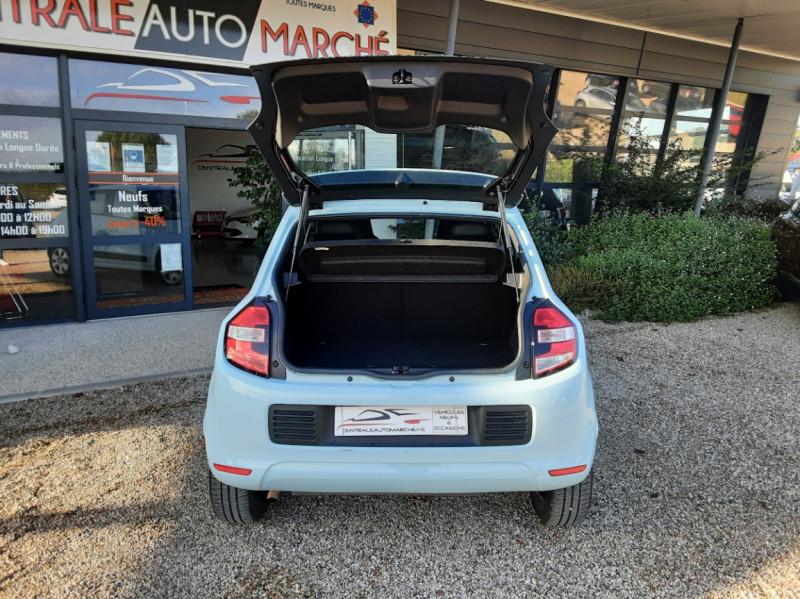 Photo 40 de l'offre de RENAULT TWINGO III 1.0 SCe 70 E6C Zen à 9490€ chez Centrale Auto Marché Mussidan