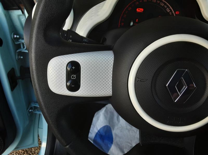 Photo 8 de l'offre de RENAULT TWINGO III 1.0 SCe 70 E6C Zen à 9490€ chez Centrale Auto Marché Mussidan