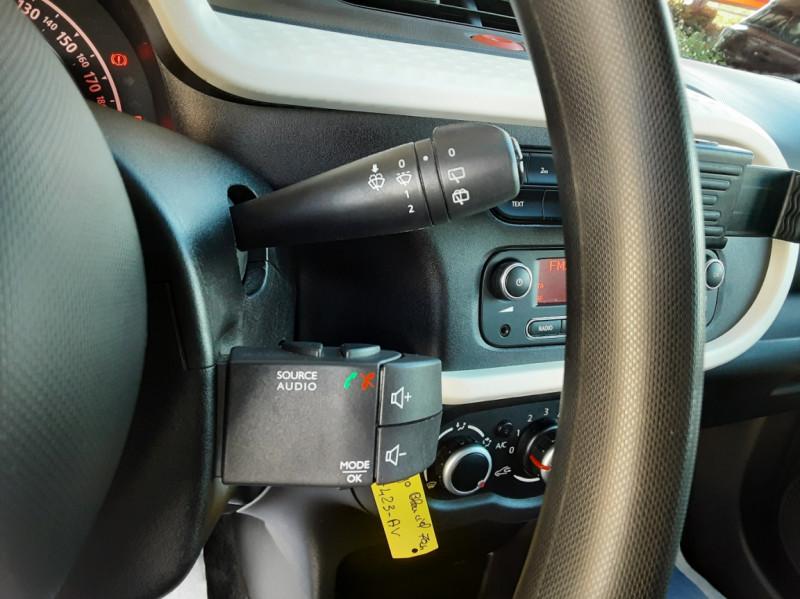 Photo 3 de l'offre de RENAULT TWINGO III 1.0 SCe 70 E6C Zen à 9490€ chez Centrale Auto Marché Mussidan