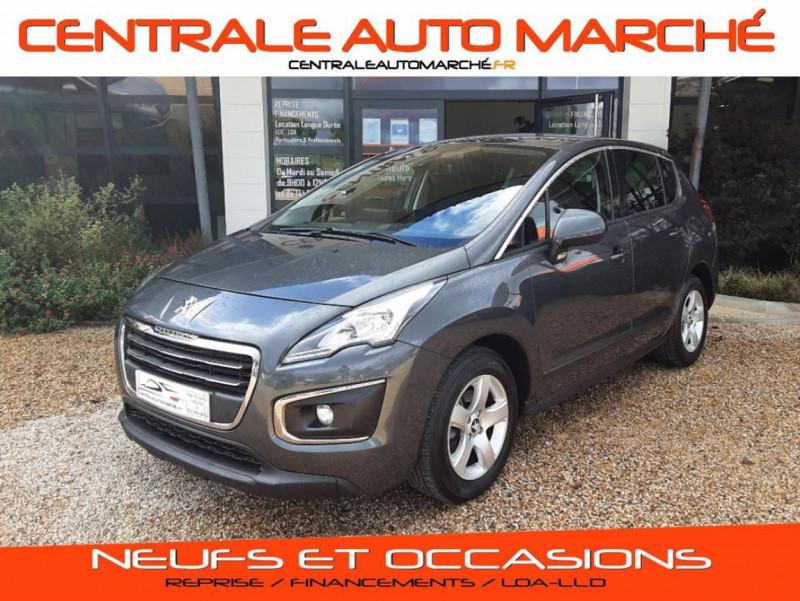 Peugeot 3008 3008 1.6 BlueHDi 120ch SetS BVM6 Business Pack GAZOLE  Occasion à vendre
