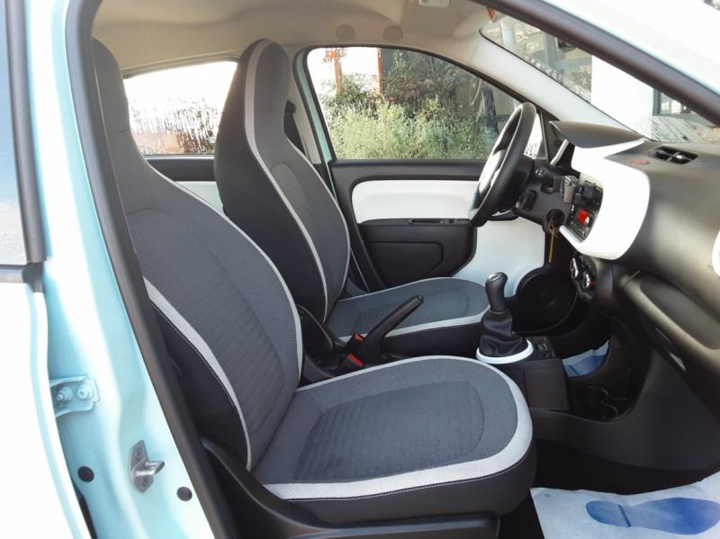 Photo 34 de l'offre de RENAULT TWINGO III 1.0 SCe 70 E6C Zen à 9490€ chez Centrale Auto Marché Mussidan
