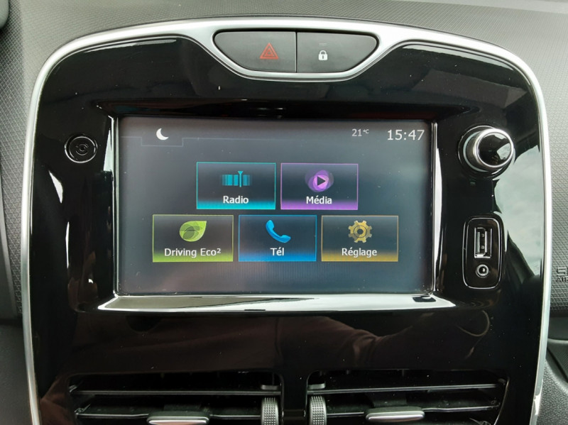 Photo 45 de l'offre de RENAULT CLIO IV Tce 75ch Trend à 8490€ chez Centrale Auto Marché Mussidan