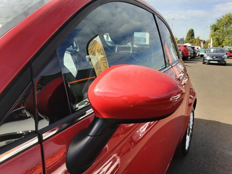 Photo 10 de l'offre de FIAT 500 C 1.2 69 ch Lounge  à 12990€ chez Centrale Auto Marché Mussidan