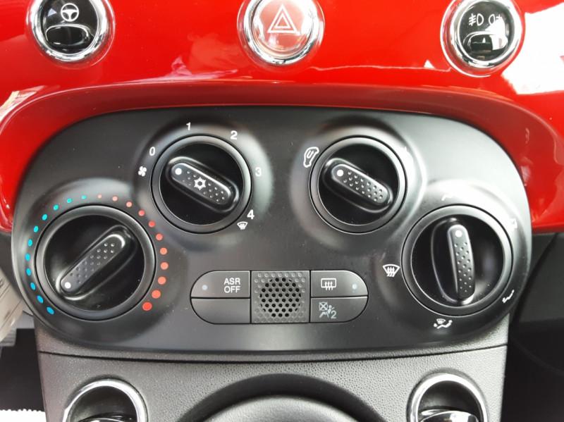 Photo 32 de l'offre de FIAT 500 C 1.2 69 ch Lounge  à 12990€ chez Centrale Auto Marché Mussidan