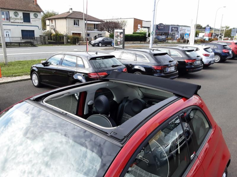 Photo 43 de l'offre de FIAT 500 C 1.2 69 ch Lounge  à 12990€ chez Centrale Auto Marché Mussidan
