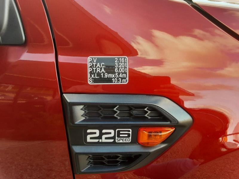 Photo 44 de l'offre de FORD RANGER DOUBLE CABINE 2.2 TDCi 160CH SetS 4X4 XLT SPORT à 28900€ chez Centrale Auto Marché Mussidan