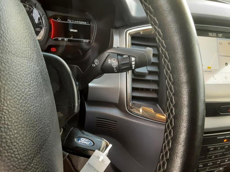 Photo 45 de l'offre de FORD RANGER DOUBLE CABINE 2.2 TDCi 160CH SetS 4X4 XLT SPORT à 28900€ chez Centrale Auto Marché Mussidan
