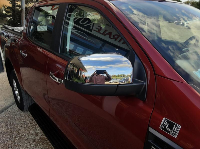 Photo 3 de l'offre de FORD RANGER DOUBLE CABINE 2.2 TDCi 160CH SetS 4X4 XLT SPORT à 28900€ chez Centrale Auto Marché Mussidan