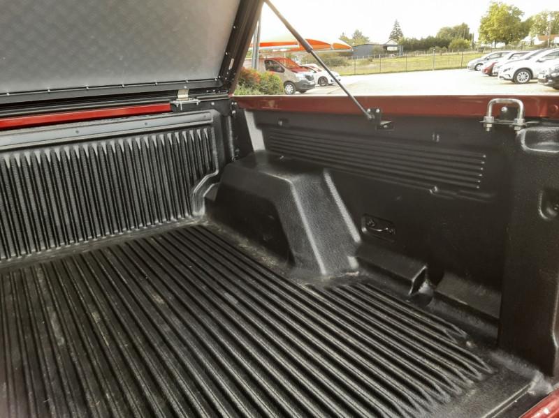 Photo 38 de l'offre de FORD RANGER DOUBLE CABINE 2.2 TDCi 160CH SetS 4X4 XLT SPORT à 28900€ chez Centrale Auto Marché Mussidan