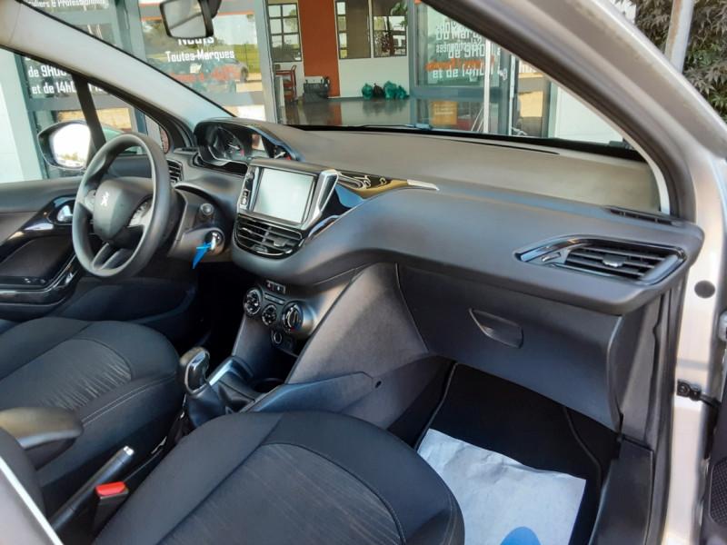 Photo 20 de l'offre de PEUGEOT 208 AFFAIRE 1.6 BLUEHDI 100 BVM5 PREMIUM à 8490€ chez Centrale Auto Marché Mussidan