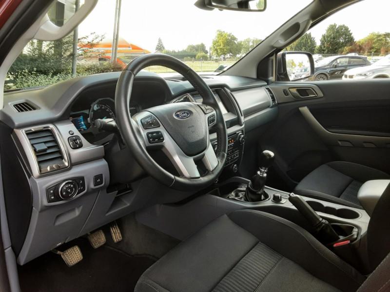 Photo 13 de l'offre de FORD RANGER DOUBLE CABINE 2.2 TDCi 160CH SetS 4X4 XLT SPORT à 28900€ chez Centrale Auto Marché Mussidan