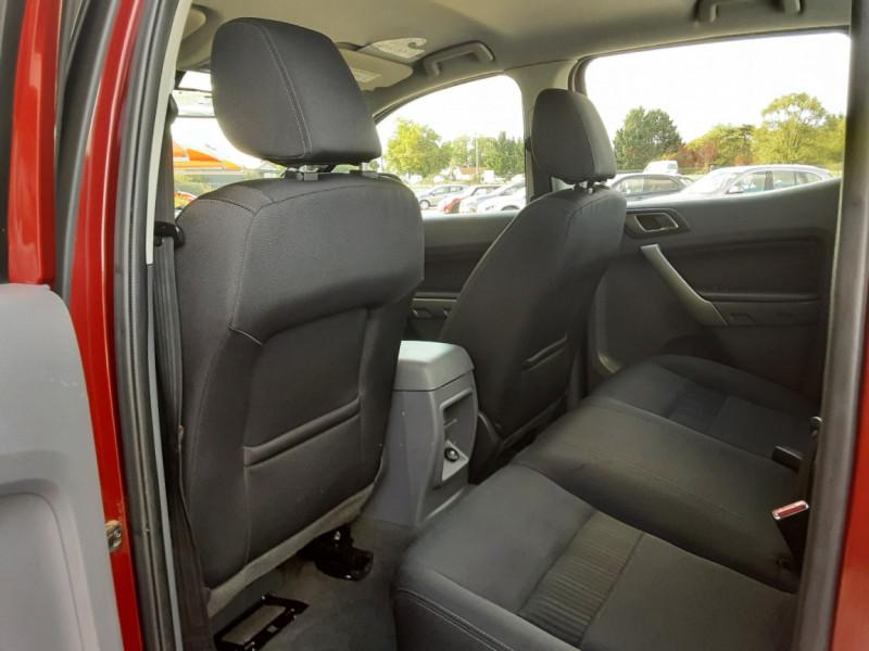 Photo 26 de l'offre de FORD RANGER DOUBLE CABINE 2.2 TDCi 160CH SetS 4X4 XLT SPORT à 28900€ chez Centrale Auto Marché Mussidan