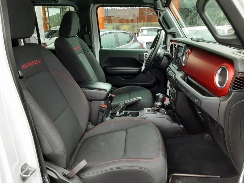 Photo 31 de l'offre de JEEP WRANGLER Unlimited 2.2 l MultiJet 200 ch 4x4 BVA8 Rubicon à 54990€ chez Centrale Auto Marché Mussidan