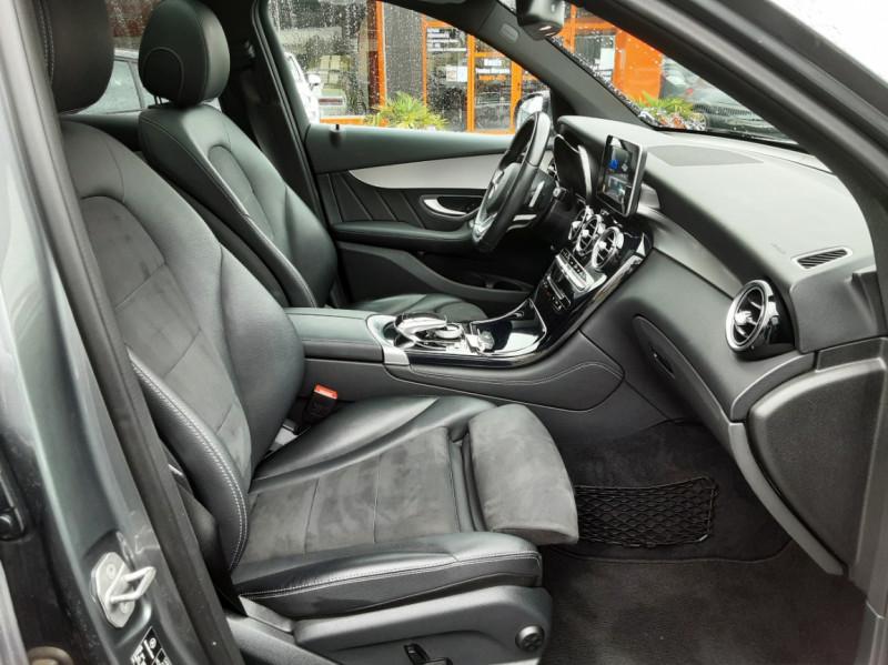 Photo 17 de l'offre de MERCEDES-BENZ CLASSE GLC 250 d 9G-TRONIC 4Matic Business Executive à 35990€ chez Centrale Auto Marché Mussidan