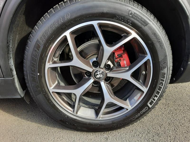 Photo 5 de l'offre de ALFA ROMEO STELVIO 2.2 190 ch AT8 Super  à 32900€ chez Centrale Auto Marché Mussidan