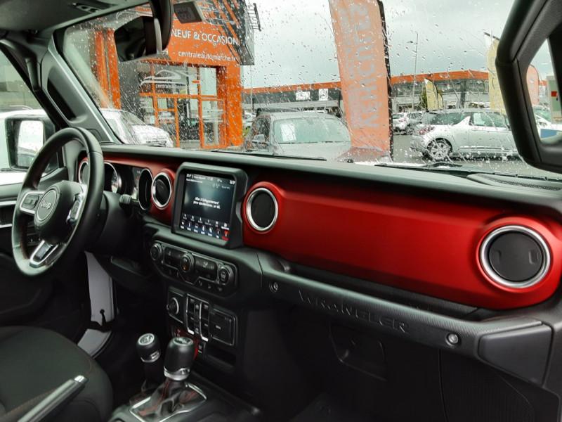 Photo 33 de l'offre de JEEP WRANGLER Unlimited 2.2 l MultiJet 200 ch 4x4 BVA8 Rubicon à 54990€ chez Centrale Auto Marché Mussidan