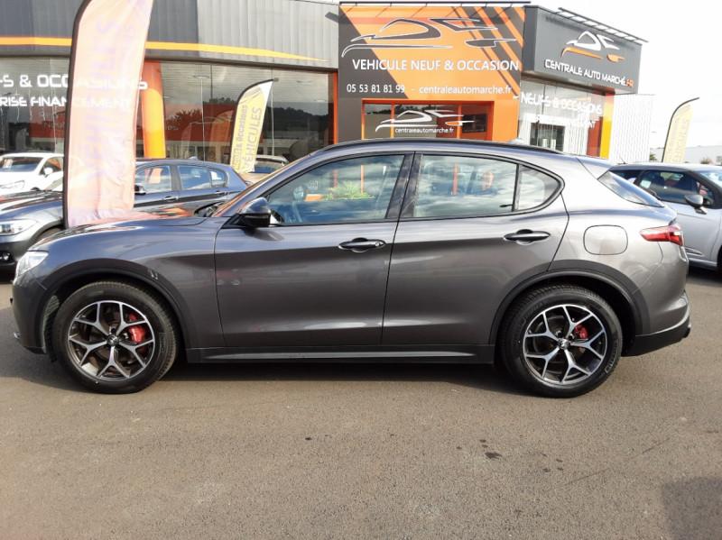 Photo 3 de l'offre de ALFA ROMEO STELVIO 2.2 190 ch AT8 Super  à 32900€ chez Centrale Auto Marché Mussidan