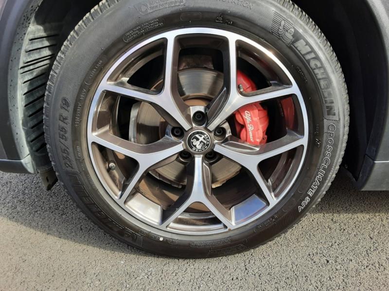 Photo 4 de l'offre de ALFA ROMEO STELVIO 2.2 190 ch AT8 Super  à 32900€ chez Centrale Auto Marché Mussidan