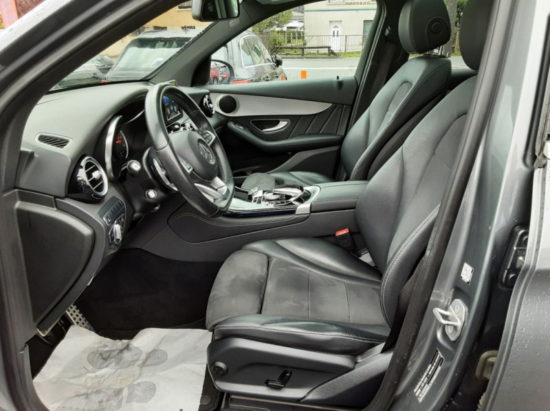 Photo 29 de l'offre de MERCEDES-BENZ CLASSE GLC 250 d 9G-TRONIC 4Matic Business Executive à 35990€ chez Centrale Auto Marché Mussidan
