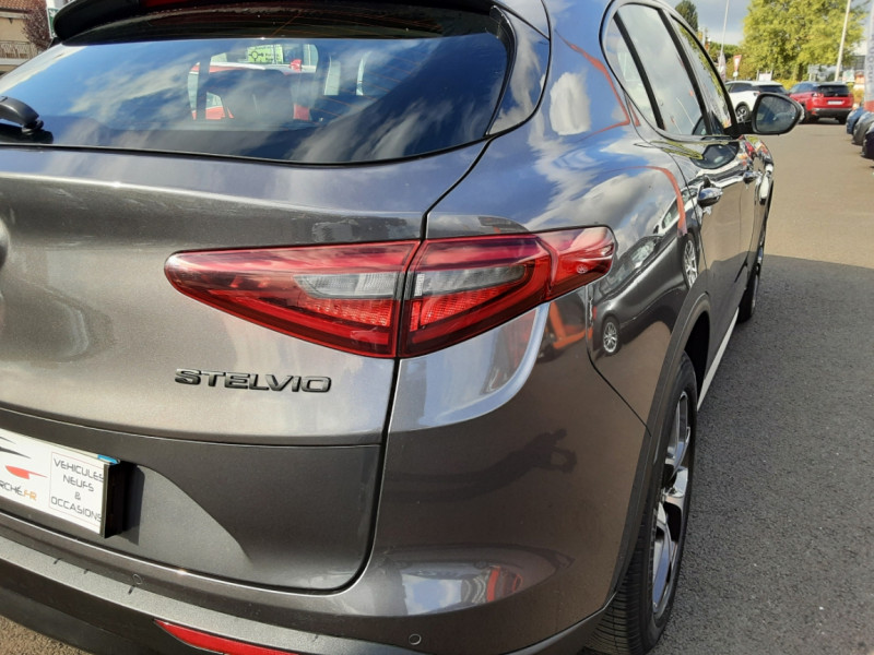 Photo 11 de l'offre de ALFA ROMEO STELVIO 2.2 190 ch AT8 Super  à 32900€ chez Centrale Auto Marché Mussidan