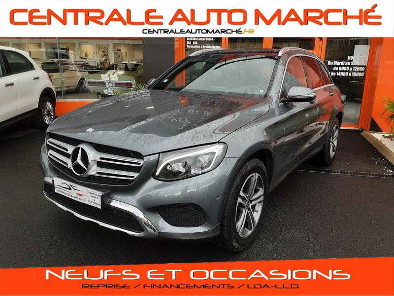 Mercedes-Benz CLASSE GLC 250 d 9G-TRONIC 4Matic Business Executive Diesel  Occasion à vendre