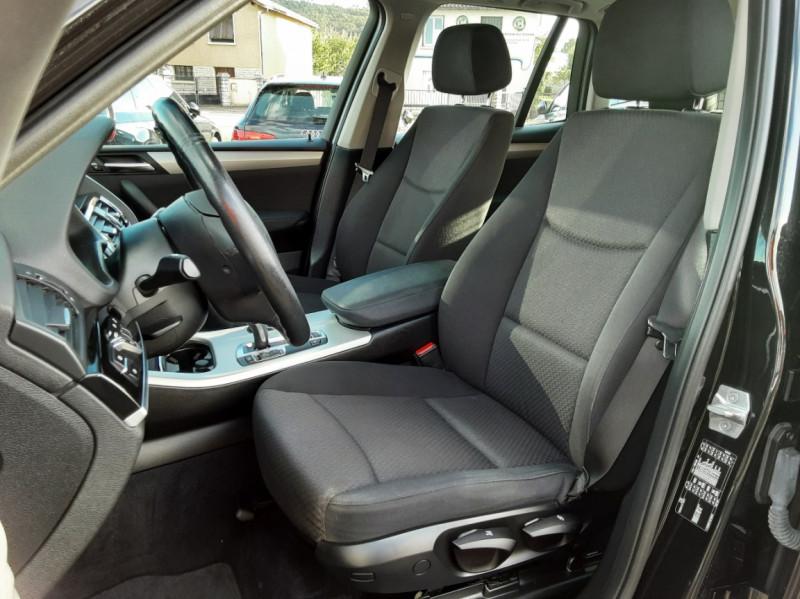 Photo 42 de l'offre de BMW X3 sDrive18d 150ch BUSINESS A à 23990€ chez Centrale Auto Marché Mussidan