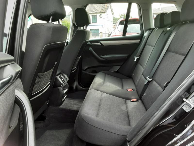 Photo 12 de l'offre de BMW X3 sDrive18d 150ch BUSINESS A à 23990€ chez Centrale Auto Marché Mussidan