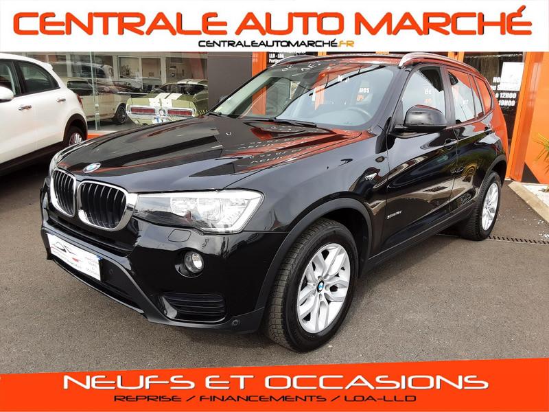 Bmw X3 sDrive18d 150ch BUSINESS A Diesel  Occasion à vendre