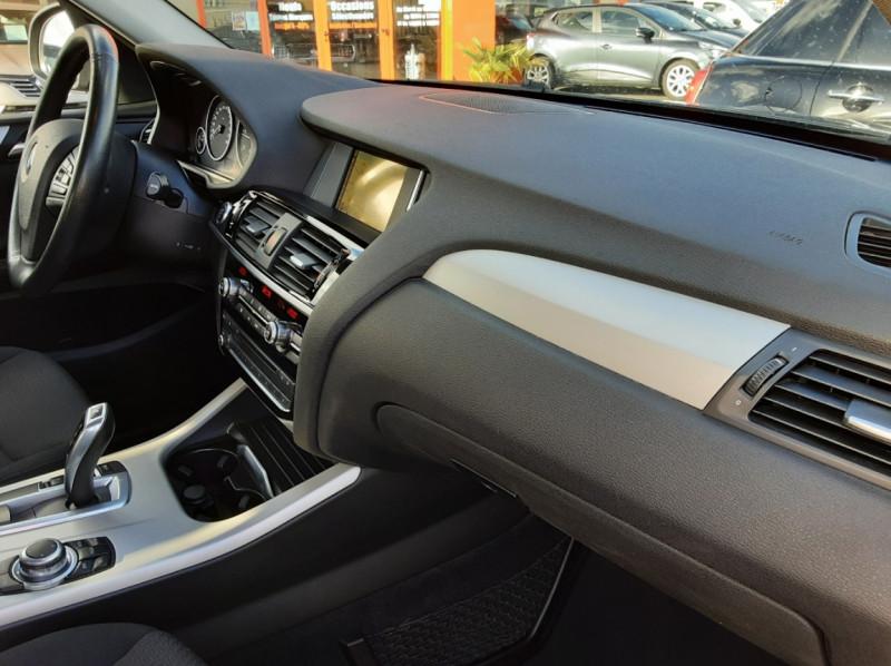 Photo 50 de l'offre de BMW X3 sDrive18d 150ch BUSINESS A à 23990€ chez Centrale Auto Marché Mussidan