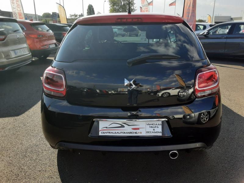 Photo 3 de l'offre de DS DS3 BlueHDi 100 SetS BVM5 So Chic à 13990€ chez Centrale Auto Marché Mussidan