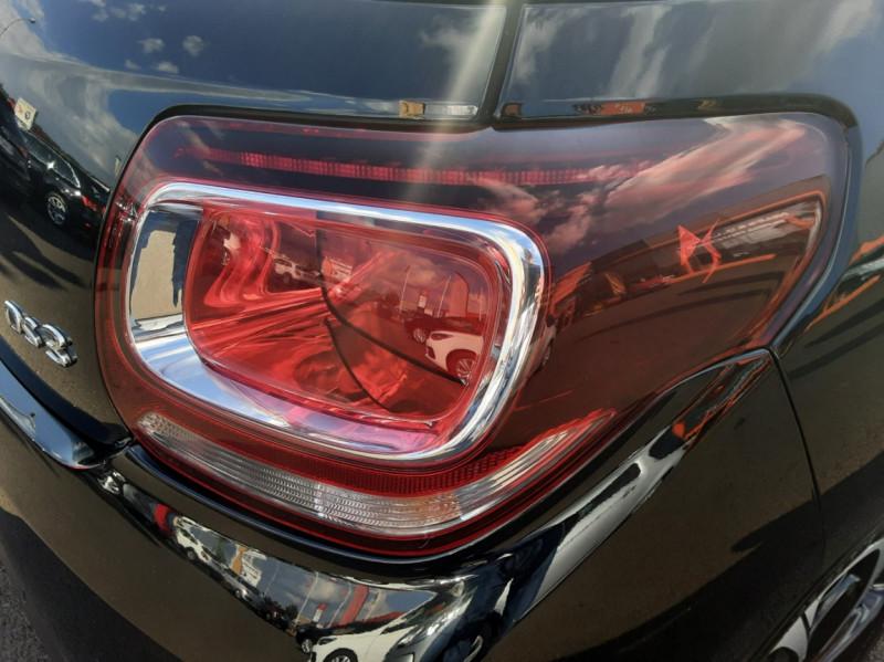 Photo 10 de l'offre de DS DS3 BlueHDi 100 SetS BVM5 So Chic à 13990€ chez Centrale Auto Marché Mussidan