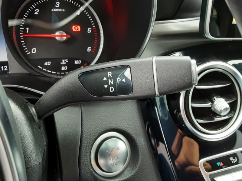 Photo 41 de l'offre de MERCEDES-BENZ CLASSE GLC 250 d 9G-TRONIC 4Matic Business Executive à 35990€ chez Centrale Auto Marché Mussidan