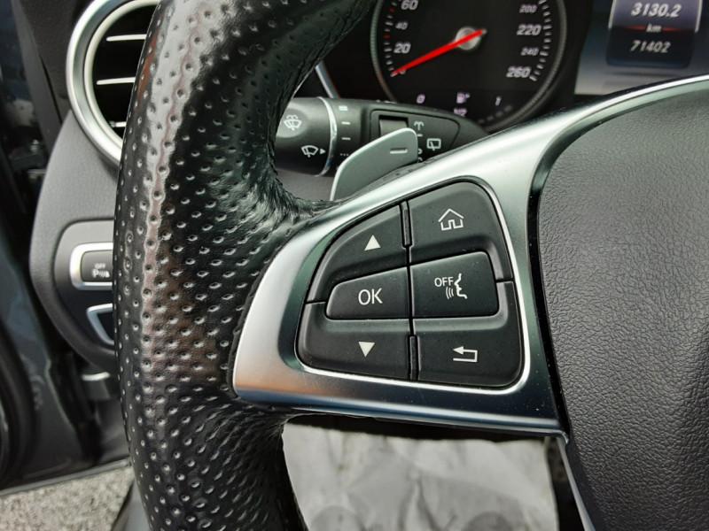 Photo 34 de l'offre de MERCEDES-BENZ CLASSE GLC 250 d 9G-TRONIC 4Matic Business Executive à 35990€ chez Centrale Auto Marché Mussidan