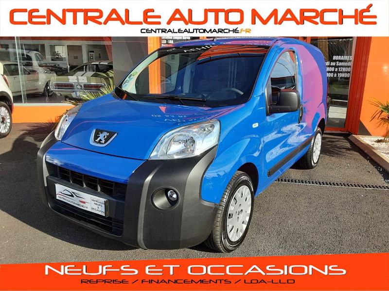 Photo 1 de l'offre de PEUGEOT BIPPER L1 1.3 HDI 75 FAP PACK CLIM PLUS à 9900€ chez Centrale Auto Marché Mussidan